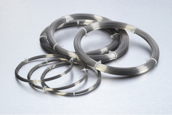 Round Stainless Wire - Soft