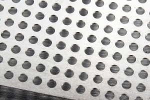 Stainless Steel Perforated Plate - Soft
