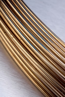 0.70mm Round Brass Wire - Soft
