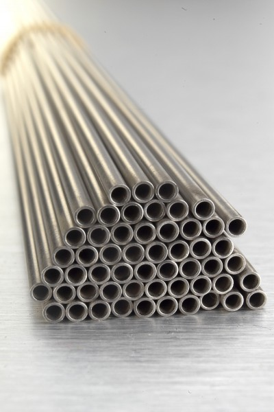 0.80mm Tube Stainless - Hard (LENGTHS (PER PIECE))