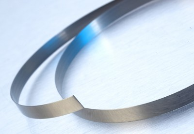 2.5 x 0.100mm Stainless Tape - Soft