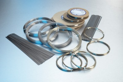 0.65mm Round Stainless Wire - Hard
